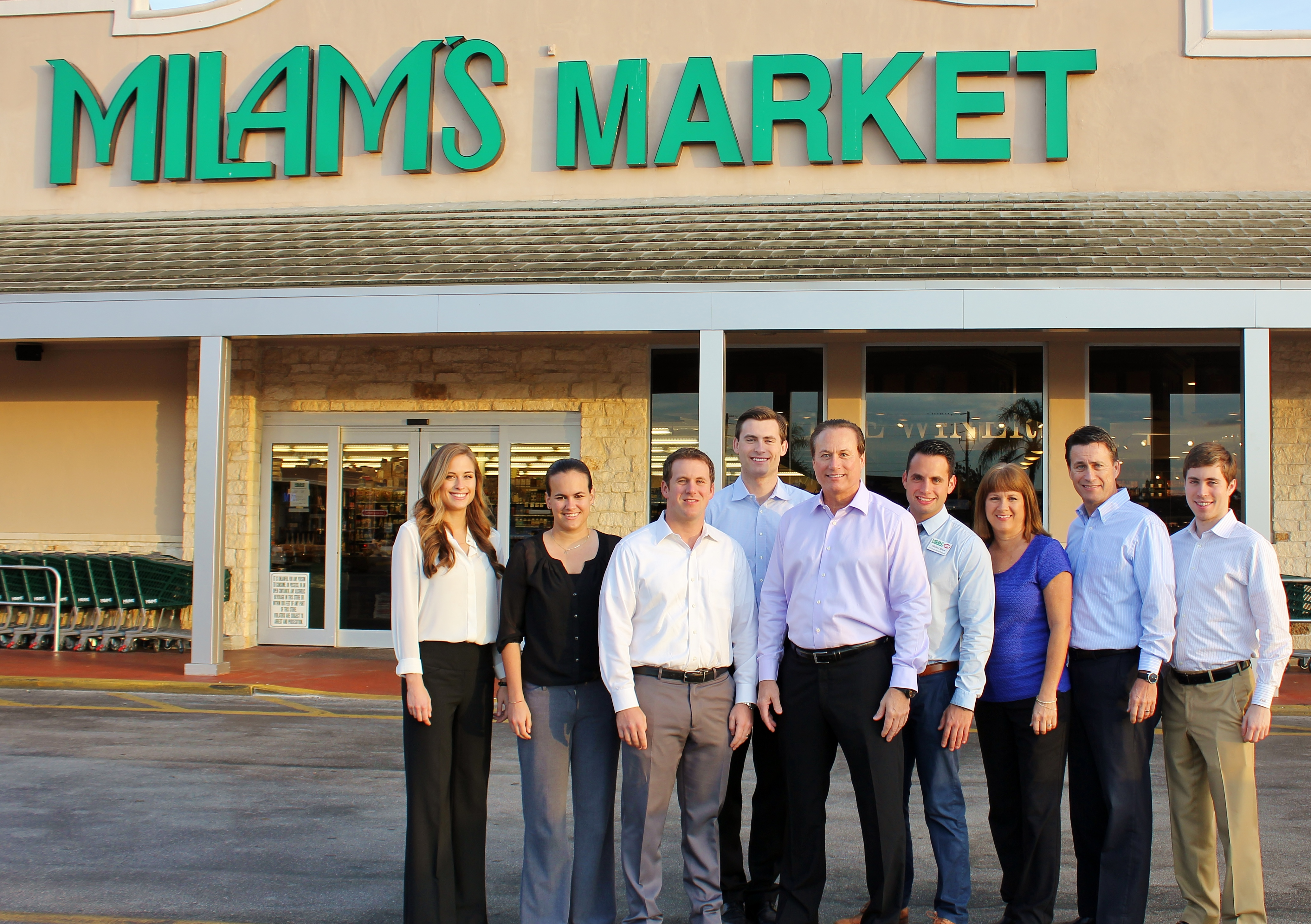 Contact Milam's Market