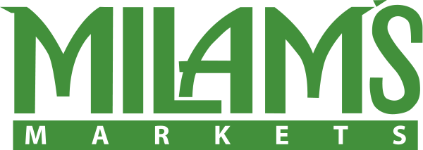 Milam's Footer Logo